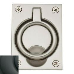 Baldwin 395060 Flush Ring Pull 2.5 x 3.3 in.