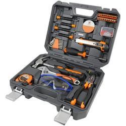 Tool kit for home - 82 Piece Tool Set - Home Tool Kits - Tools Set - Car Tool Kit - Tool Box Set - Tool Sets For Men and Women