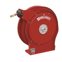 Reelcraft-A5835 OLP Series 5005 - 1/2 In. x 35 Ft. Spring Retractable Hose Reel with Hose, Steel