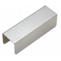 """CRL GRS25CSS 2-1/2"""" Stainless Steel Square Connector Sleeve for Square Cap Railing, Square Cap Rail Corner, and Hand Railing"""