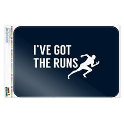 I've Got The Runs Running Runner Funny Home Business Office Sign