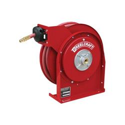 Reelcraft-4420 OLP Series 4000 - 1/4 In. x 20 Ft. Spring Retractable Hose Reel with Hose, Steel