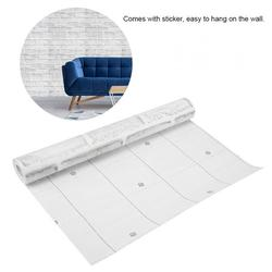 Kritne Brick Wallpaper for Home Cafe Bar,10M 3D Effect Mural Modern Stone Brick Decorative Wallpaper Home Cafe Bar, 3D Effect Brick Wallpaper