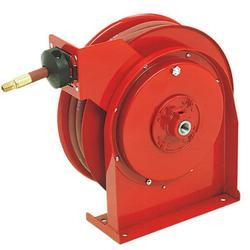 Pit Pal 4435OLP Reelcraft Spring Retractable Hose Reel and Hose .25 ID Hose 35 hose - 22lb Reel