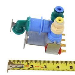 Whirlpool W10420083 Refrigerator Water Inlet Valve Assembly Genuine Original Equipment Manufacturer (OEM) Part