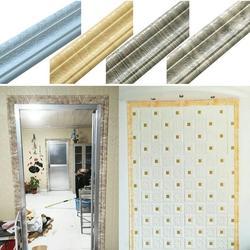 SPRING PARK 230cm 3D Self-Adhesive Skirting StickerSelf Adhesive Wall Skirting Border 3D Wallpaper DIY Home Decor