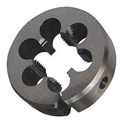 "alfa tools rdsp74798 1/2 x 28"" hss round adjustable die"