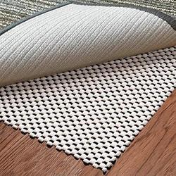 Aurrako Non Slip Rug Pads 2x3 Ft Extra Thick Gripper for Hardwood Floors,Rug Gripper for Carpeted Vinyl Tile and Any Hard Surface Floors Under Area Rugs,Runner Anti Slip Non Skid Carpet Mat