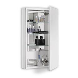 "Robern Plm2430bre Pl 23"" X 30"" Frameless Medicine Cabinet Right Hinged"