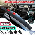 DC 12V 120W Handheld Vacuum Cleaner, Hand Vacuum Cordless Pet Hair Vacuum, Car Vacuum Cleaner Dust Busters for Home and Car Cleaning