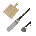 BAKERSTONE INTERNATIONAL B-BDEXX-P-000 3Pice Pizza Maker Tool Kit
