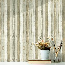 CVLIFE Wallpaper Bricks 3D Effect Grey Brick Tones Wallpaper 0.45*10m