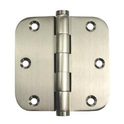 Deltana 3.5'' H x 3.5'' W Butt/Ball Bearing Single Door Hinge