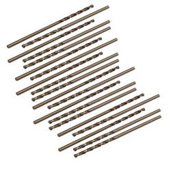 1.6mm Dia Split Point HSS Cobalt Metric Twist Drill Bit Drilling Tool 20pcs