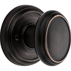 Prestige Carnaby Half-Dummy Knob in Venetian Bronze, Baldwin Prestige offers effortless, accessible style and luxury with superior security By Baldwin