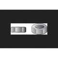 Hillman Fasteners 660000 Hex Nuts, Coarse Thread, 1/4-20, Zinc-Plated Steel, 25-Lb.