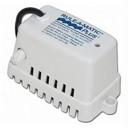Rule 40A Rule-A-Matic Plus Bilge Pump Float Switch, Mercury Free