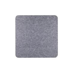Lumeah Sound Dampening Pinnable Tile Sound Proofing Panel Easy Install Commercial or Home Office, Studio, Home Theater Acoustic Panel 12�H x 12� W12 Pack