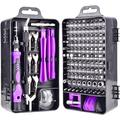 FEAMOS 135 in 1 Screwdriver Set of Screw Driver Bit Set Multi-function Precision Tools