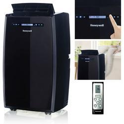 Honeywell 14,000 BTU (7500 BTU DOE) Portable Air Conditioner with Dual Hose