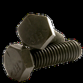"Hex Cap Screw Grade 5, Steel, Finish: Plain, 9/16-18 x 2-3/4"", (QUANTITY: 25) Fine Thread (UNF), Partially Threaded, Diameter: 9/16""-18, Length: 2-3/4"""
