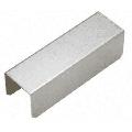 "CRL GRSC25CSS 2-1/2"" Stainless Steel Square Crisp Connector Sleeve for Square Cap Railing, Square Cap Rail Crisp Corner, and Hand Railing"