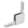 CRL CD35W-XCP100 CRL White Square Storm Window Corner for CRL - Sash Square Cut Fabrication - pack of 100