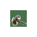 """1/4""""-20 x 1-1/2"""" Machine Screw, Stainless Steel (18-8), Phillips Pan Head (inch) Head Style: Pan, (QUANTITY: 1000) Drive: Phillips, Thread: Coarse Thread (UNC), Fully Threaded"""