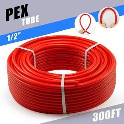 1/2 in. PEX Pipe 300ft Tubing PEX-B Plumbing Tube for Radiant Floor Heating