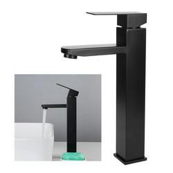 OTVIAP Square Basin Faucet,Washbasin Mixer Tap,/2 Basin Faucet 360 Degrees Rotating Single Handle Kitchen Water Faucet Mixer Tap Hardware