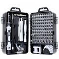 Angmile Wholesale Clock And Mobile Phone Installation And Maintenance Tools Chromium Vanadium Steel Screwdriver Set-Black