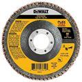 """DEWALT DWAFV84560 FLEXVOLT T29 60G Flap Disc, 4-1/2"""" x 7/8"""""""