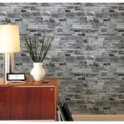 Higoodz Retro 3D Wallpaper Bedroom Mural Roll Stone Brick Wall Background Textured Art,Retro 3D Wallpaper Bedroom Mural Roll Stone Brick Wall Background Textured Art