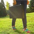 ATS Portable Charcoal Grill Outdoor Grills & Smokers Foldable Barbecue Grill Camping Picnic Travel Patio Backyard Cooking   Wayfair ng14fr00510