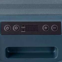 ETOSELL Car Fridge Portable Freezer Cooler w/ 12/24V DC, Travel Refrigerator For Vehicles, Car, Truck, RV, Camping BBQ in Blue | Wayfair