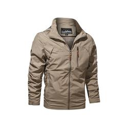 Mens Winter Coat Tactical Military Jacket Combat Outdoor Hooded Jacket Outerwear