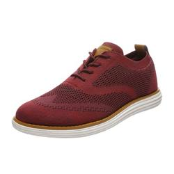 Bruno Marc Mens Fashion Sneakers Lightweight Casual Work Shoes Comfort Tennis Athletic Shoes For Men GRAND-02 BURGUNDY Size 9.5