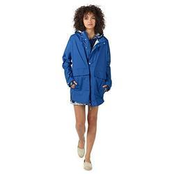 Burton Flare Parka Jacket, True Blue, Medium