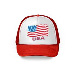 Awkward Styles USA Flag Hat American Trucker Hats for Women Men 4th of July Party American Flag Hat USA Baseball Cap Patriotic Hat American Flag Men Women 4th of July Hat 4th of July Accessories