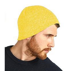 Beechfield Plain Basic Knitted Winter Beanie Hat