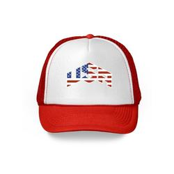 Awkward Styles USA Hat American Flag Trucker Hat for Women Men Patriotic Gifts American Flag Hat USA Baseball Cap Patriotic Hat American Flag Men Women 4th of July Hat 4th of July Accessories