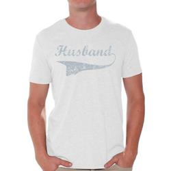 Awkward Styles Husband T Shirt for Men Husband Shirt for Him Husband Design Beloved Husband Gifts Cute T-Shirt for Men Funny Hubby T-Shirt Husband Clothing Collection Anniversary Gifts for Husband