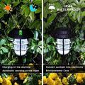 SpicyMedia Solar Pathway Lights Outdoor, 8 Pcs Solar Powered Yard Lights, Waterproof Led Solar Landscape Lights For Yard, Lawn, Patio, Garden, Path