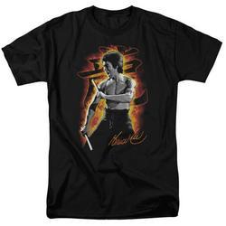 Bruce Lee - Dragon Fire - Short Sleeve Shirt - XX-Large