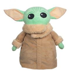 Star Wars 813841 Star Wars the Child Double Strap Plush Mini Backpack
