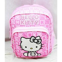Mini Backpack - - Pink Box Checker New School Bag Book Girls 82350