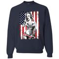 Freedom Marilyn Monroe Sexy Tattoos American Flag Music Americana / American Pride,patriotic Shirt,American Shirt,Patriotic Shirt,fourth of july shirt,American Flag,USA Crewneck Graphic Sweatshirt