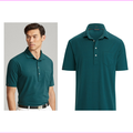 Ralph Lauren Polo Golf Active Fit Stretch Lisle Polo Green Xl