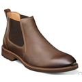 Florsheim Lodge Plain Toe Gore Boot Casual Brown CH Leather 14285-215