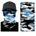 Colorful Camo Face Balaclava Scarf Neck Hunting Sun Gaiter Headwear Mask